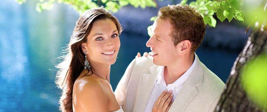 Wedding at Arrowhead Tree Top Lodge in Lake Arrowhead, California