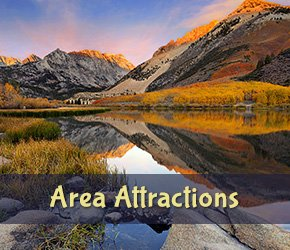 San Bernardino Mountains Area Attractions