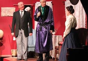Lake Arrowhead Repretory Theater Company - The Hounds of Baskerville