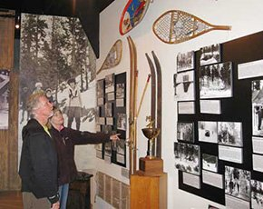 Rim of the World Historical Museum in Lake Arrowhead California