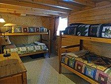 Black Bear Cabin at Bears Dens Cabins in Cordova Alaska
