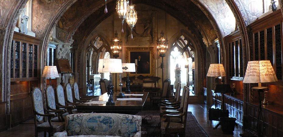 Hearst Castle near White Water Inn
