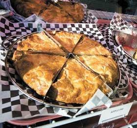 Linn's Restaurant and Easy as Pie Cafe near White Water Inn in Cambria, CA