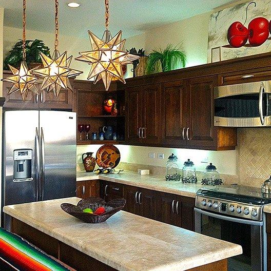 Casa Glenda Kitchen