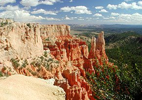 Bryce Canyon near Canyon Lodge Motel in Panguitch, UT