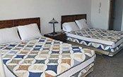 Room 9 at Canyon Lodge Motel in Southern Utah