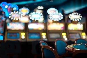 Casino near Columns of Tunica in MS
