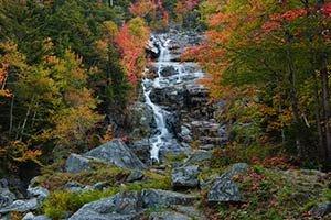 White Mountains near Applebrook in Jefferson, NH