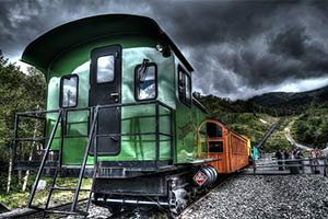Cog Railroad near Applebrook in Jefferson, NH Photo by Stephen.c.cooper