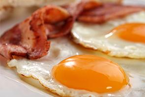 eggs and bacon applebrook breakfast