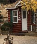 Indian Paintbrush Cottage at Colorado Cottages