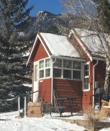 Chickadee Cottage at Colorado Cottages