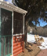 Wood Lily Cottage at Colorado Cottages
