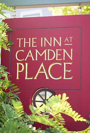 Inn at Camden Sign
