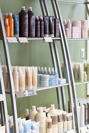 Spa Products at the Inn at Camden Place