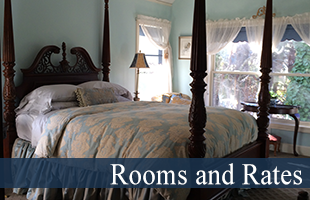 Rooms and Rates at Madison House B&B in Nevada City, CA