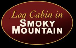 Log Cabin in Smoky Mountain