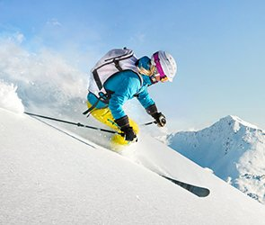 Ski Package in Smoky Mountains