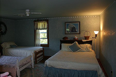 Katie Room at Country Pleasures in Cashton, WI