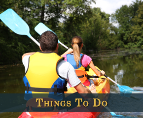 Things to Do at Country Pleasures B&B in Cashton, Wisconsin