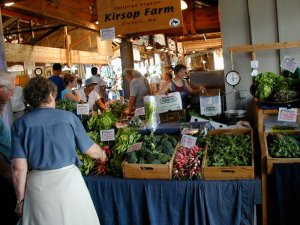 Farmers Market Area Attractions Bigby Creek