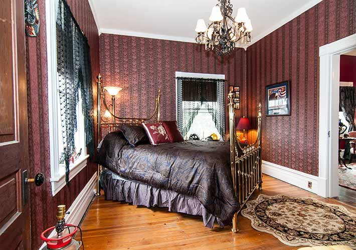 Accommodating the soul bed and breakfast