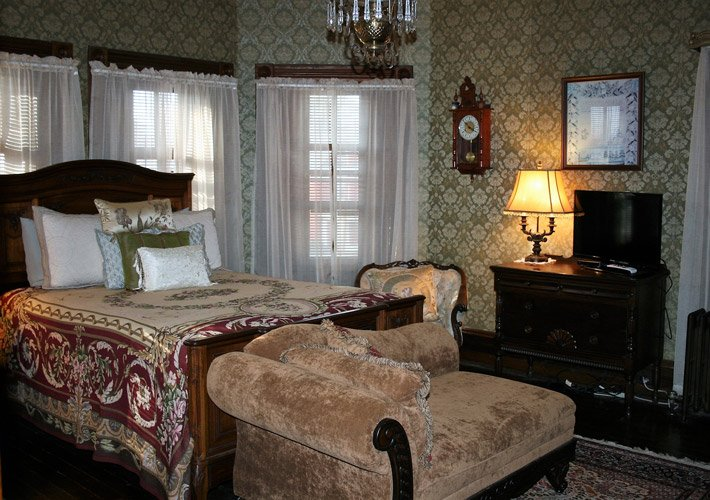 Stafford Suite at Heart & Soul B&B in Mount Airy, NC