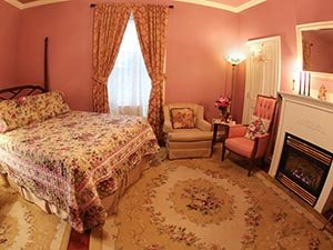 Main Pink Room at Sutton House