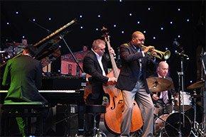 Newport Jazz Festival by Simeon Potter House