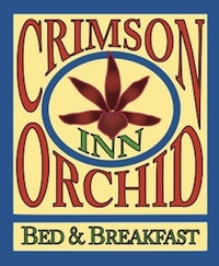 The Crimson Orchid