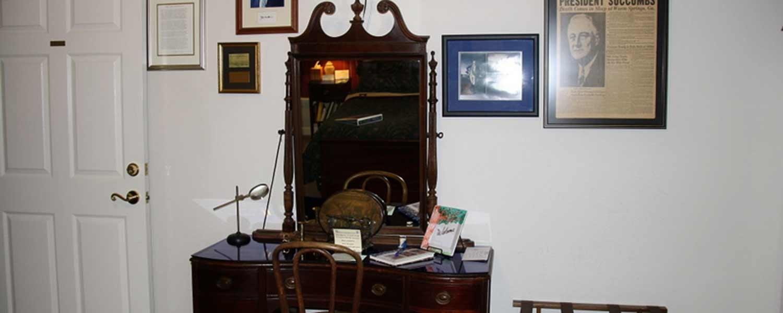 Presidents Room Lubbock Tx Lodging Woodrow House B Amp B