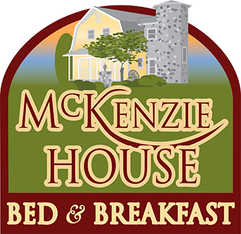 mckenzie house bed and breakfast logo
