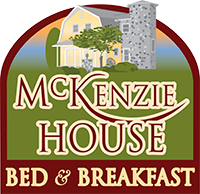 McKenzie House B&B Logo