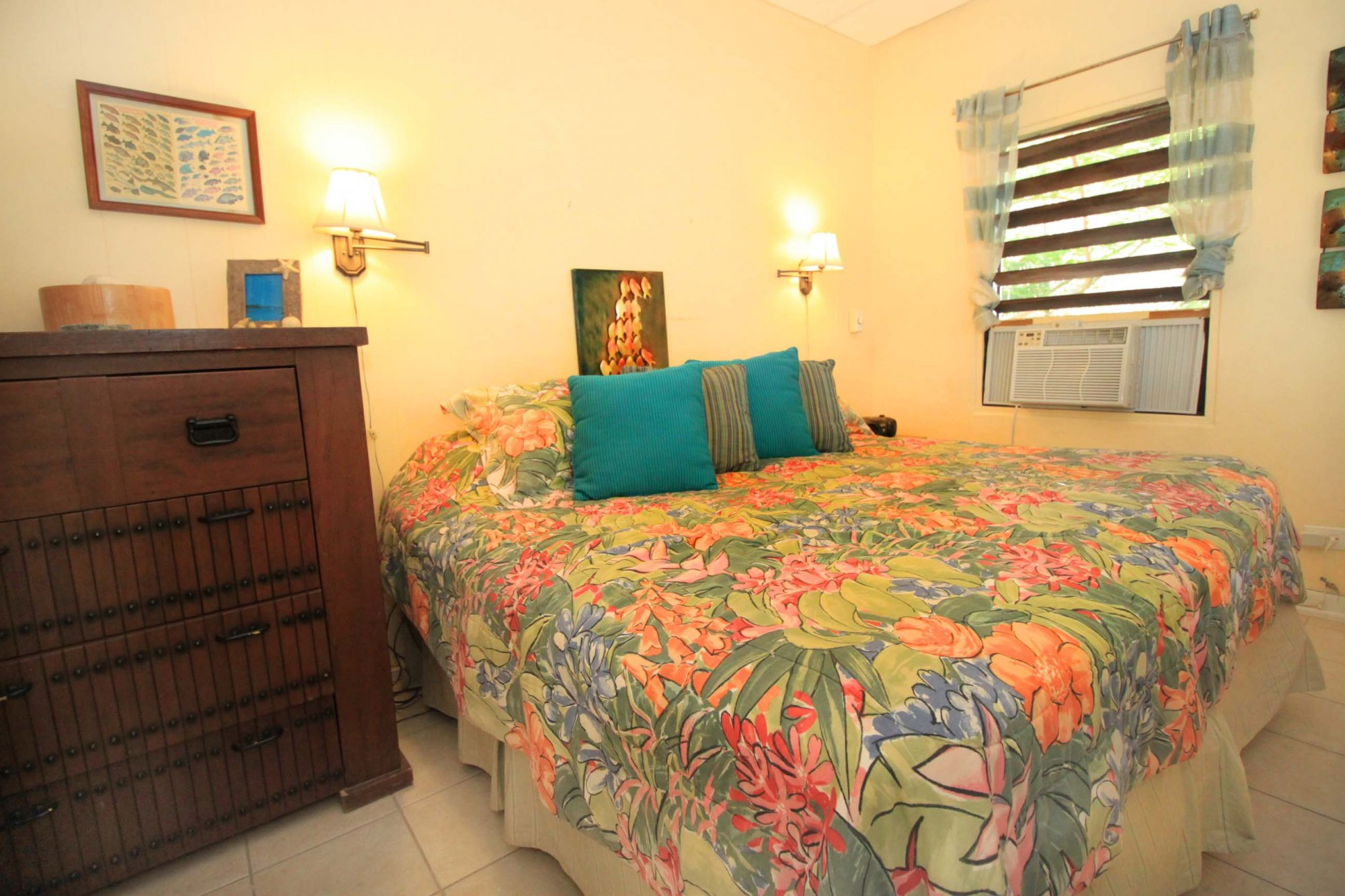 Guest Rooms at Seredip St John Vacation Condominiums in St. John, VI