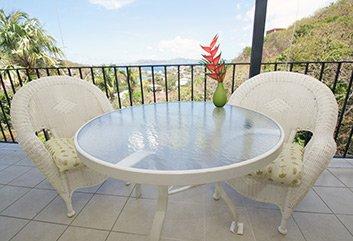 Amenities at Serendip on St. John Virgin Islands