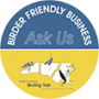 Birder Friendly Business Logo