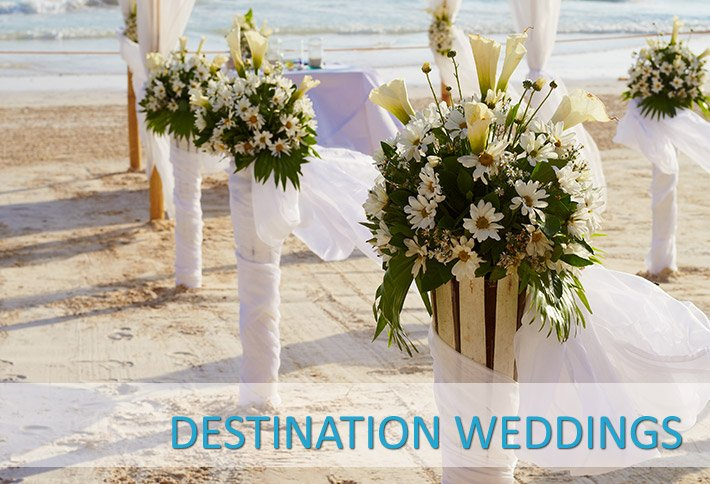 Destination Weddings at La Gaviota Tropical in Costa Rica