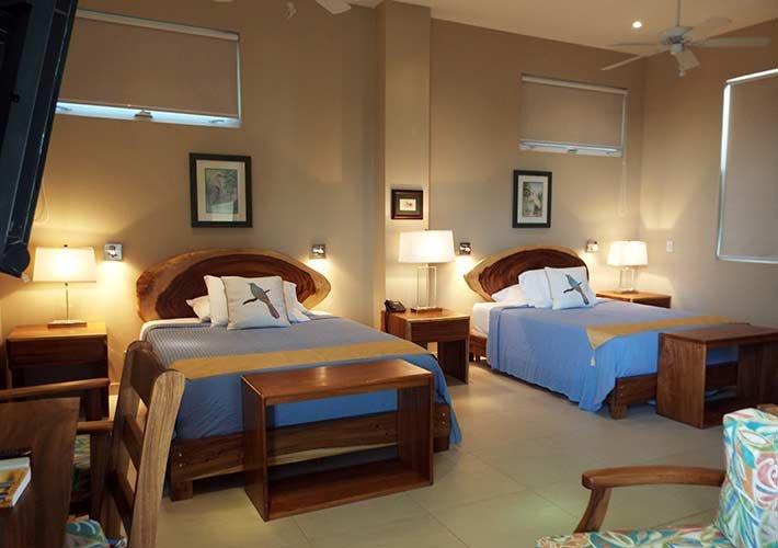 Guest Rooms at La Gaviota Tropical in Playa Hermosa GTE Costa Rica
