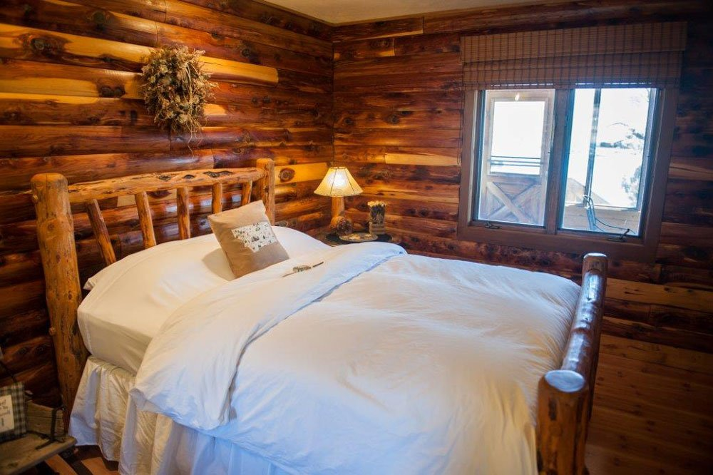 Yellowstone Meadow Cabin - Yellowstone Cabins | Paradise