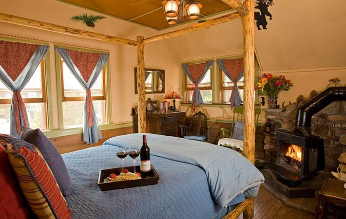 Whole House Rental Big Bear Bed And Breakfast Gold
