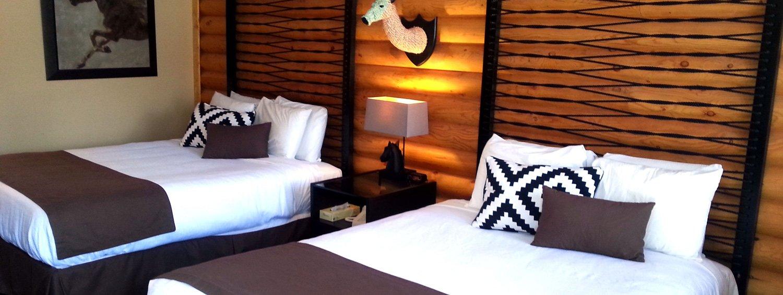 Rooms: Deluxe Double Queen Room - Kanab Hotel