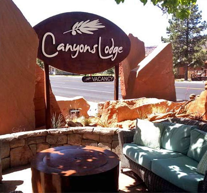 Canyons Lodge in Kanab, Utah