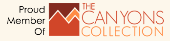 Proud Member of the Canyons Collection Kanab