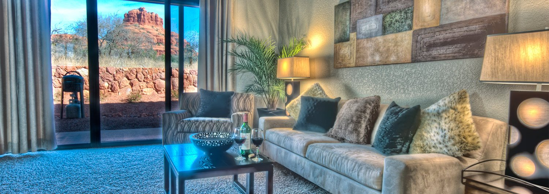 Supai 2 Bedroom Suite Sedona Bed And Breakfast Adobe