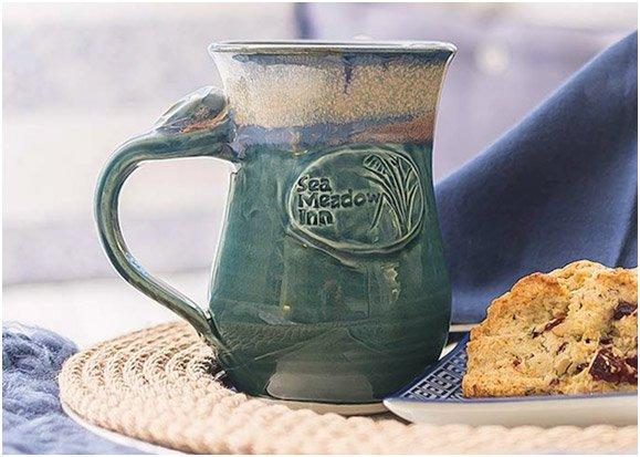 Heart Pottery cape cod pottery