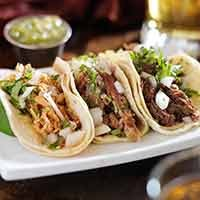 Rita's Famous Tacos near Carlton Club Inn in Kerrville, TX