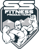 SS FITNESS PRODUCTIONS NPC UTAH LOGO