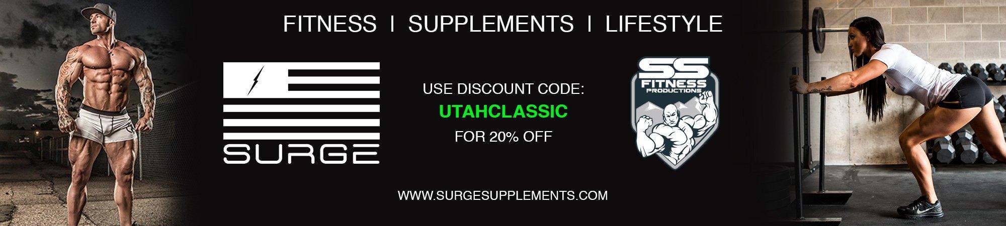 Surege Supplements NPC Utah Classic Discount Code