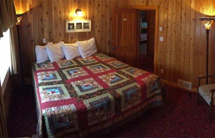 Lewis Lake Room Madison Hotel