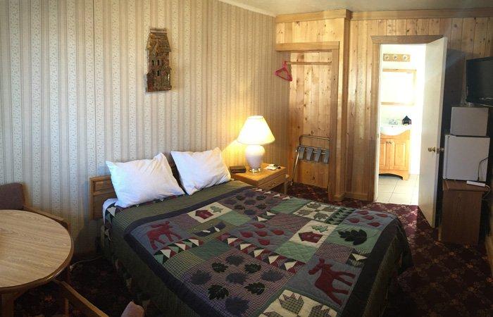 Moose Falls Room Madison Motel